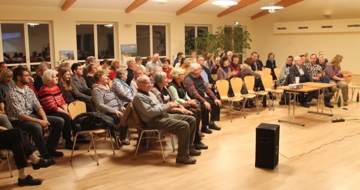 Gemeindehaus Vortrag