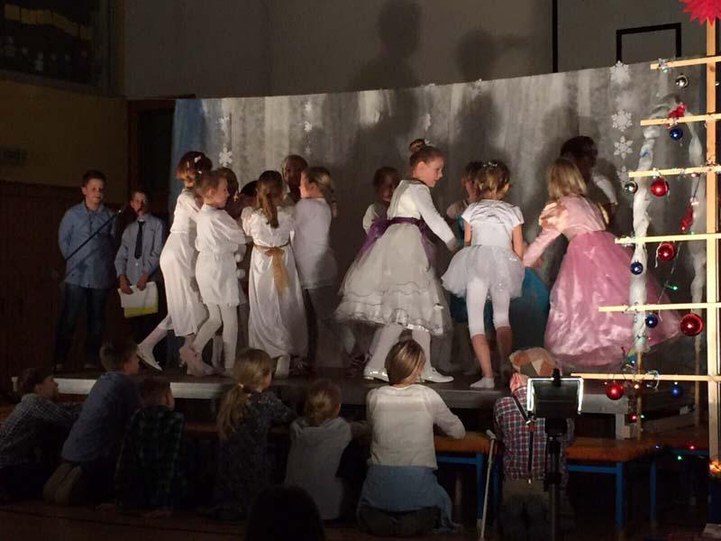 Grundschule Weihnachtsfeier.Weihnachtsfeier Grundschule 4 Wittenförden De
